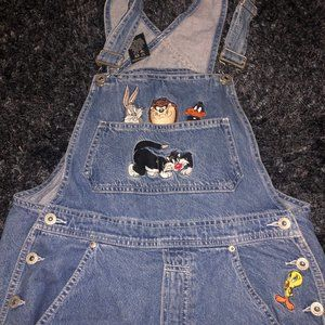 Authentic WB Overalls